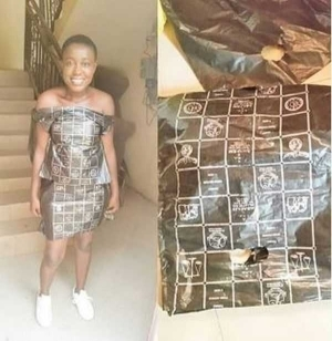 Ladies, Can You Wear This Hilarious Dress? (Photo)
